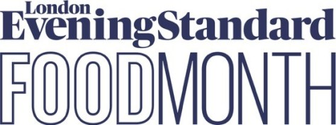 London Evening Standard Food Month Logo